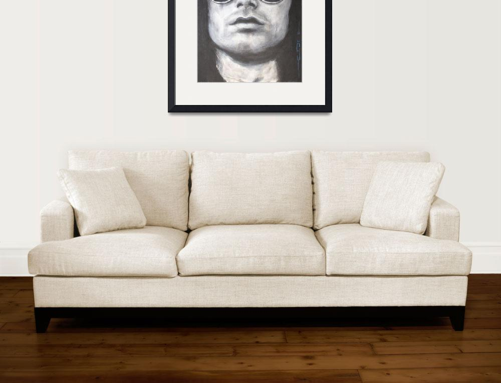 """Jim Morrison III&quot  (2009) by EricDee"