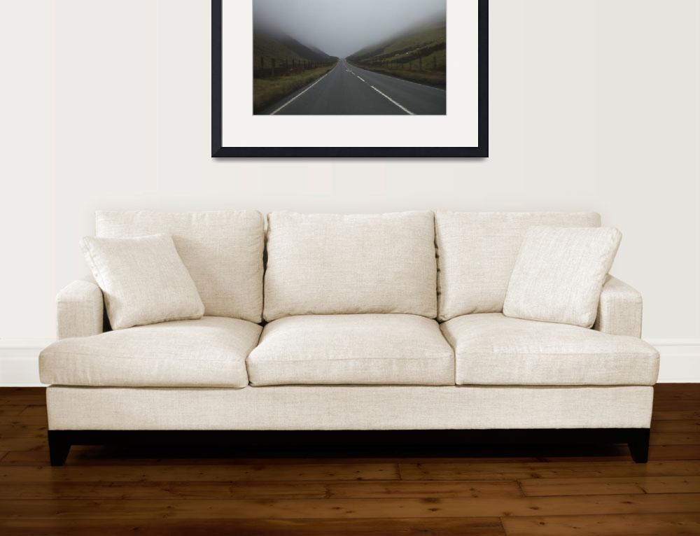 """""""The road to Cadair Idris&quot  (2009) by halimah"""