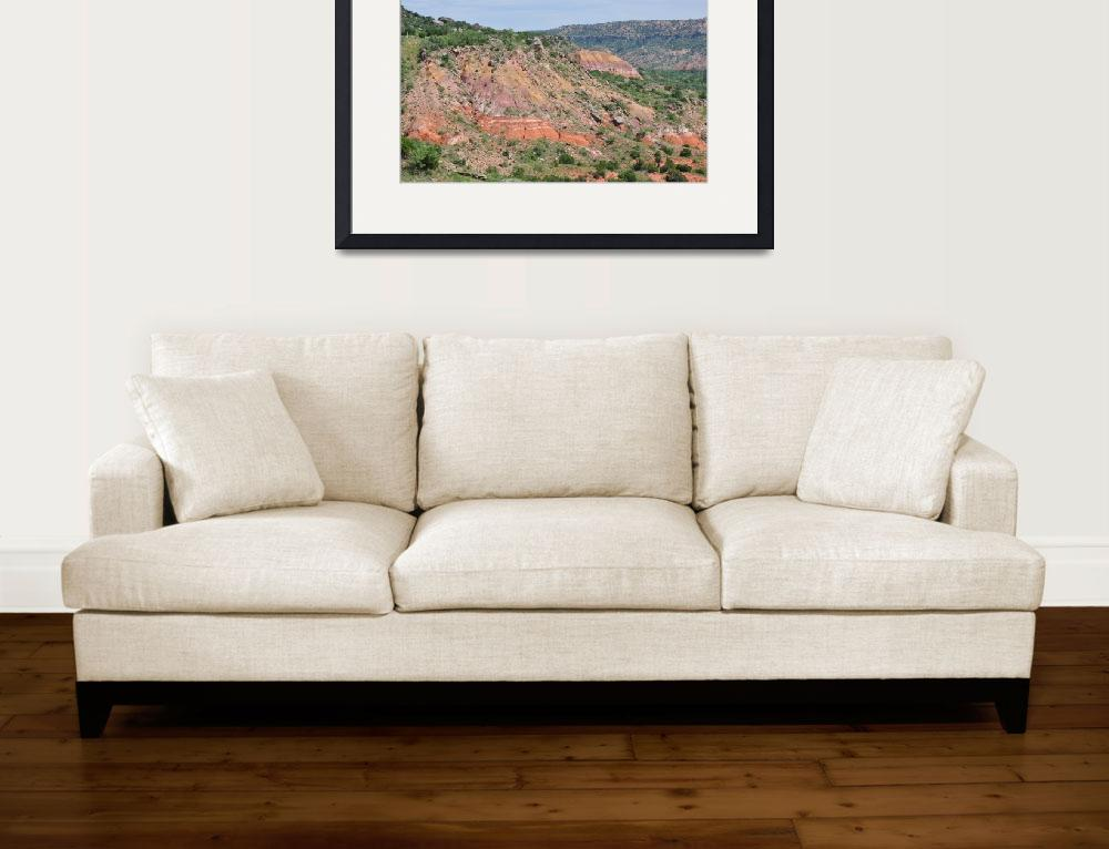 """Palo Duro Canyon #3&quot  by allavita"