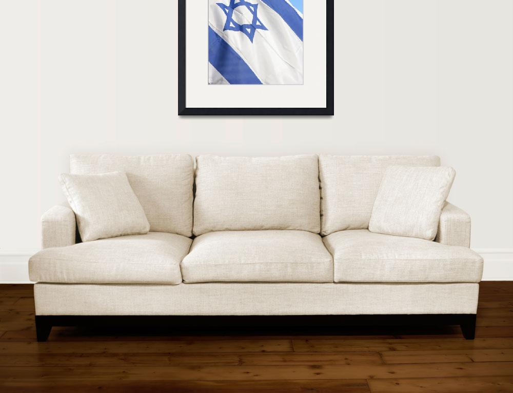 """Israeli Flag&quot  by kreicher"