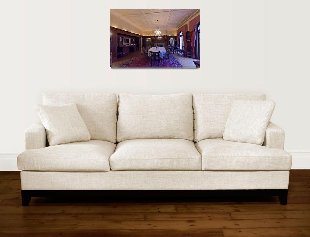 """""""Hycroft Interior 18""""  by PriscillaTurner"""