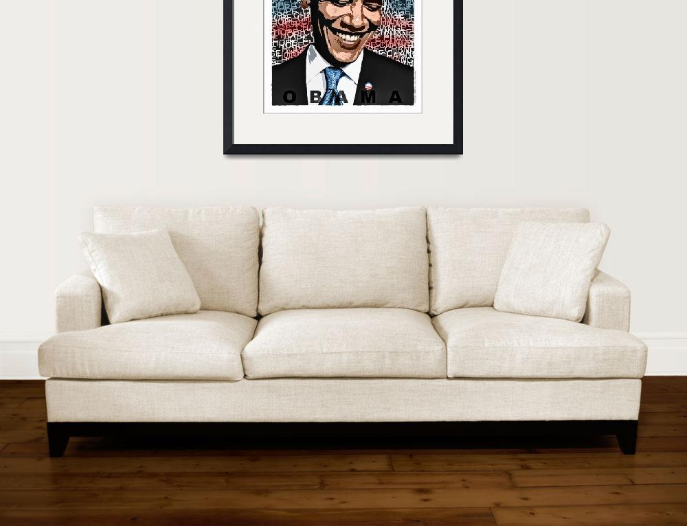"""""""Obama Edition&quot  (2008) by kennbird"""