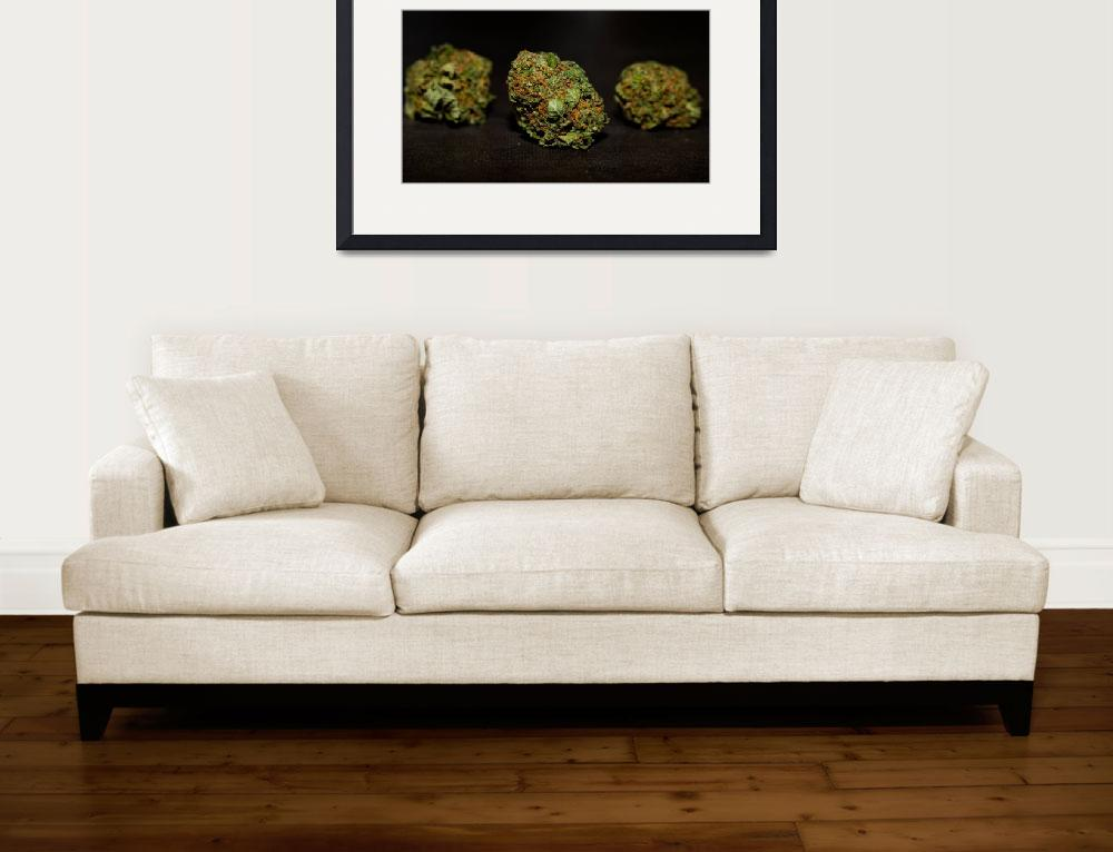 """""""Cali Grown Weed&quot  (2016) by capjah"""