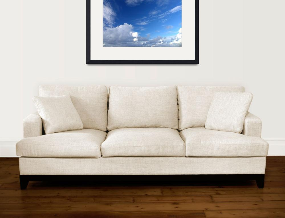 """""""Blue Florida Sky&quot  (2006) by onthebeach"""