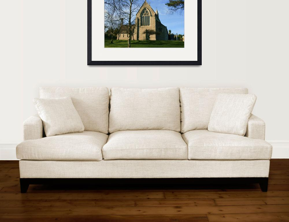 """""""Saints Mary & Michael Church, Rathdrum&quot  by chipshorter"""