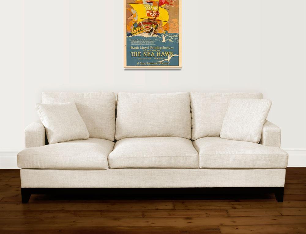 """Vintage Hollywood Nostalgia Film Movie Ad Poster""  by palaciodebellasartes"