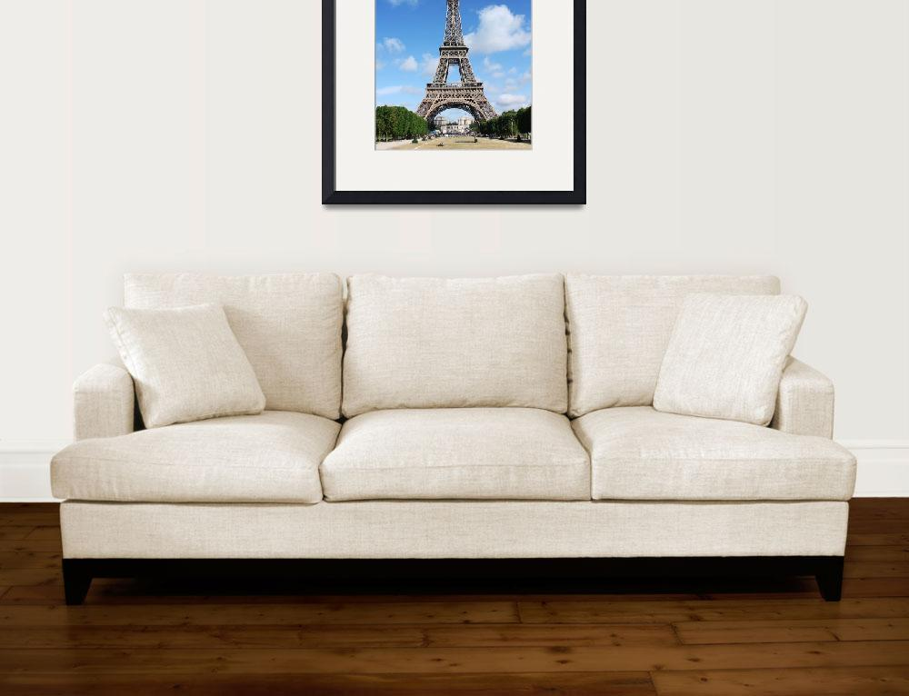 """Eiffel Tower""  (2009) by Norah"