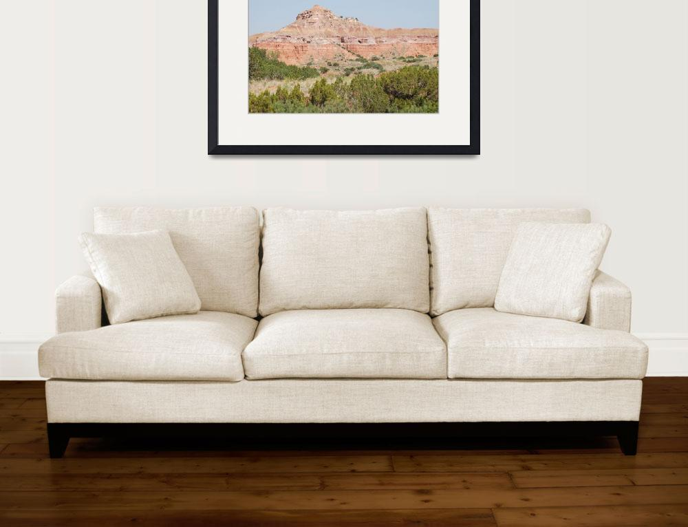 """""""Palo Duro Canyon&quot  (2008) by eviirons"""