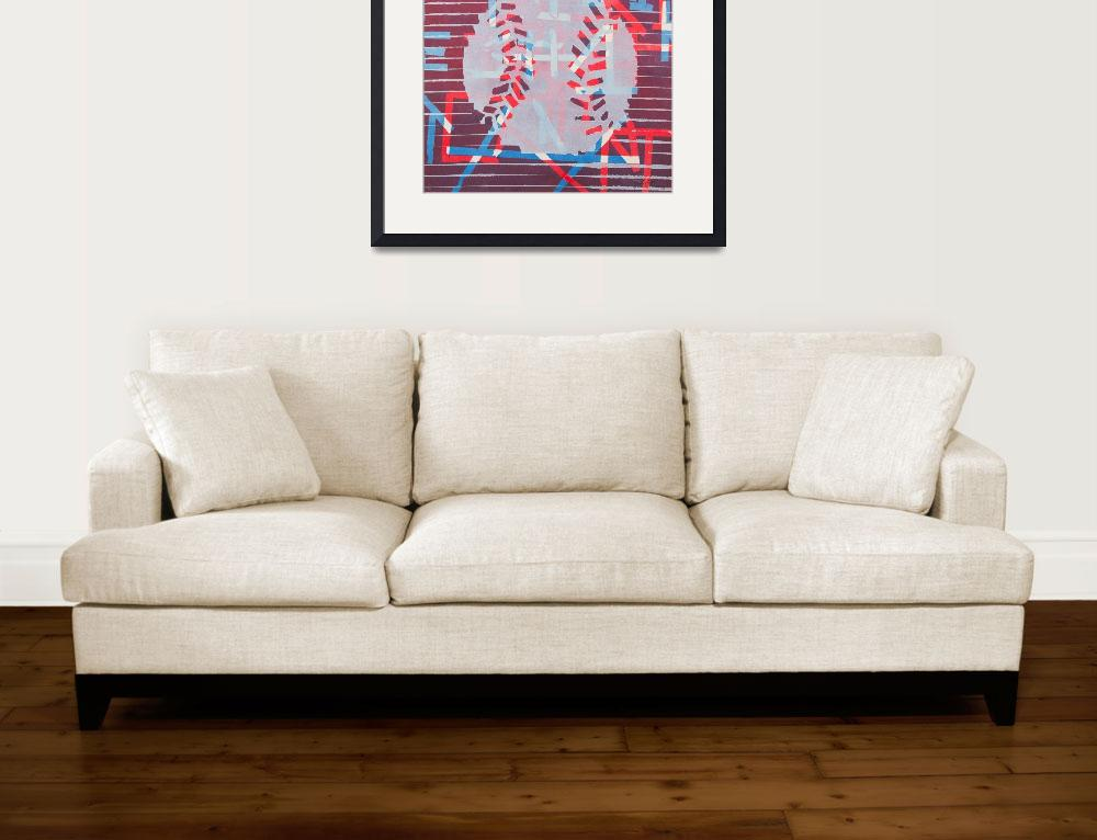 """""""Phillies Baseball&quot  (2011) by PLPartners"""