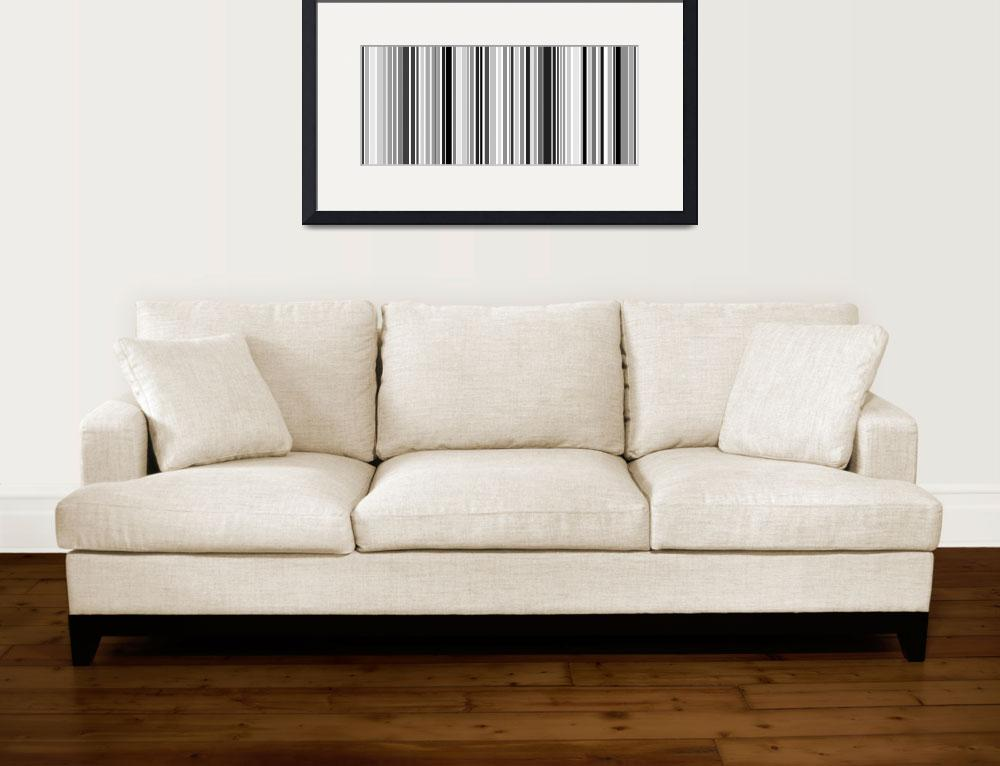 """""""Silver Bar Code&quot  by karynlewis"""