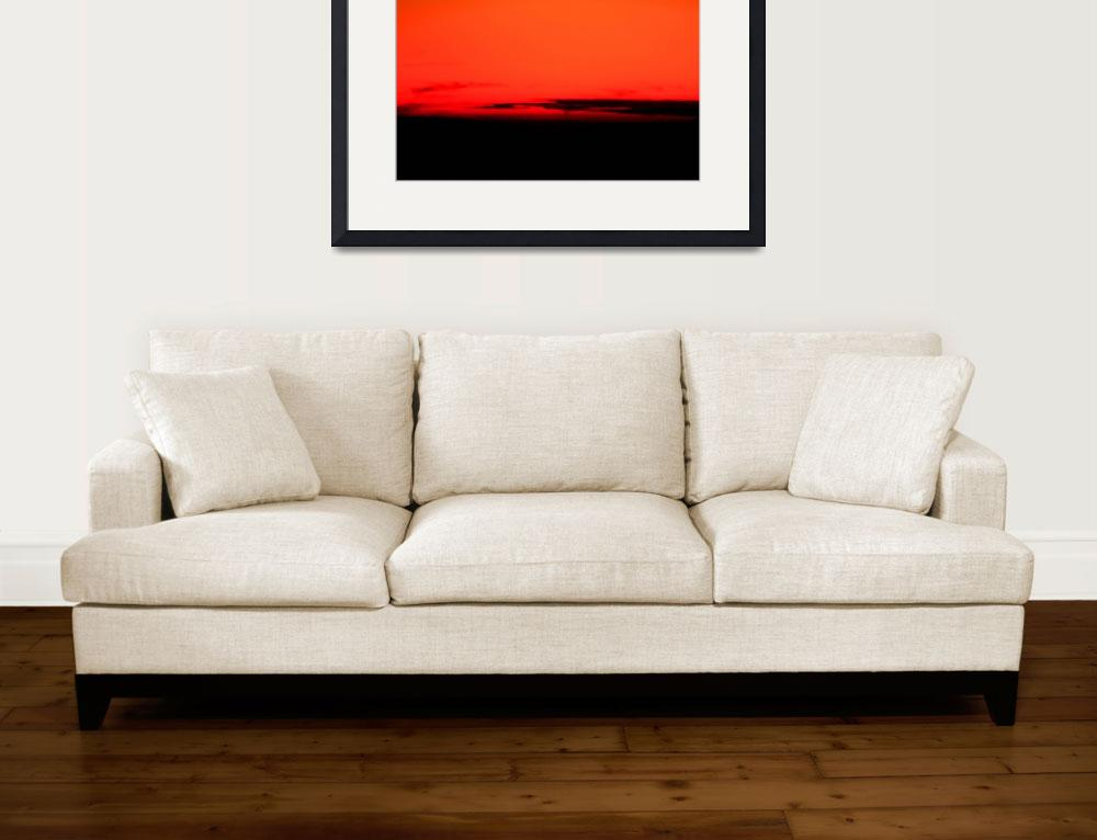 """""""Sunset #4""""  (2008) by rayjacque"""