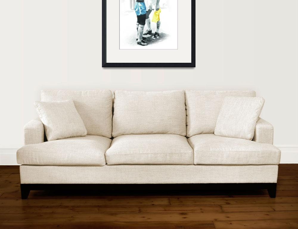 """Pele & Moore 70&quot  (2010) by Chappy"