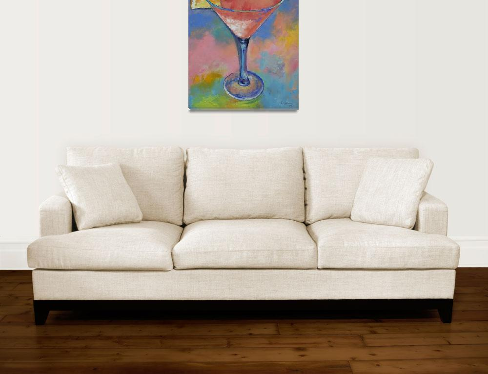 """""""Marilyn Monroe Martini&quot  by creese"""