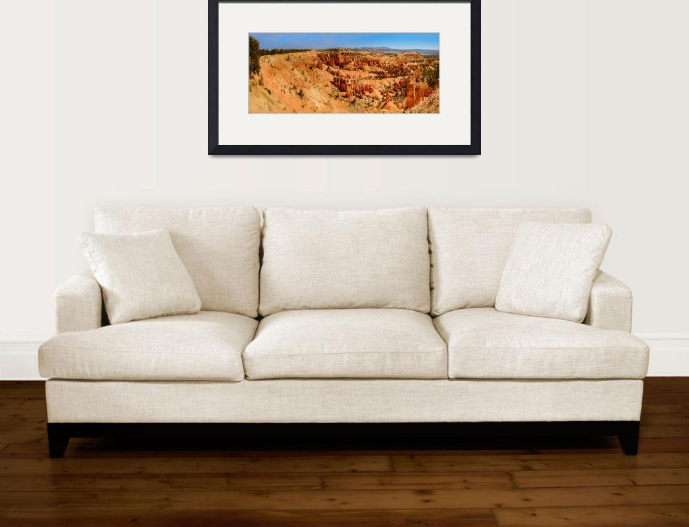"""""""Bryce Canyon National Park&quot  (2015) by haybales"""