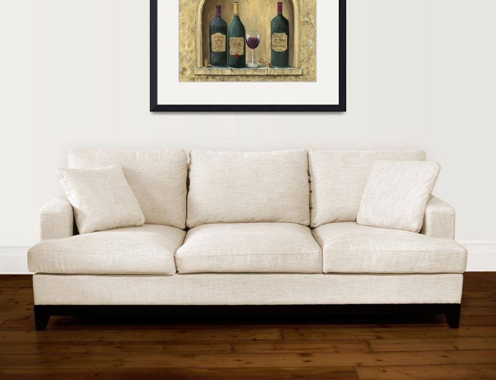 """""""Estate Wine Collection&quot  (2011) by marilyndunlap"""
