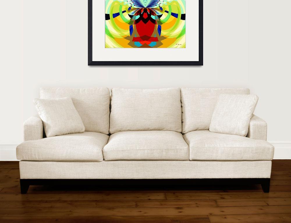 """""""Symmetry 18&quot  (2012) by Chicagoartist1"""