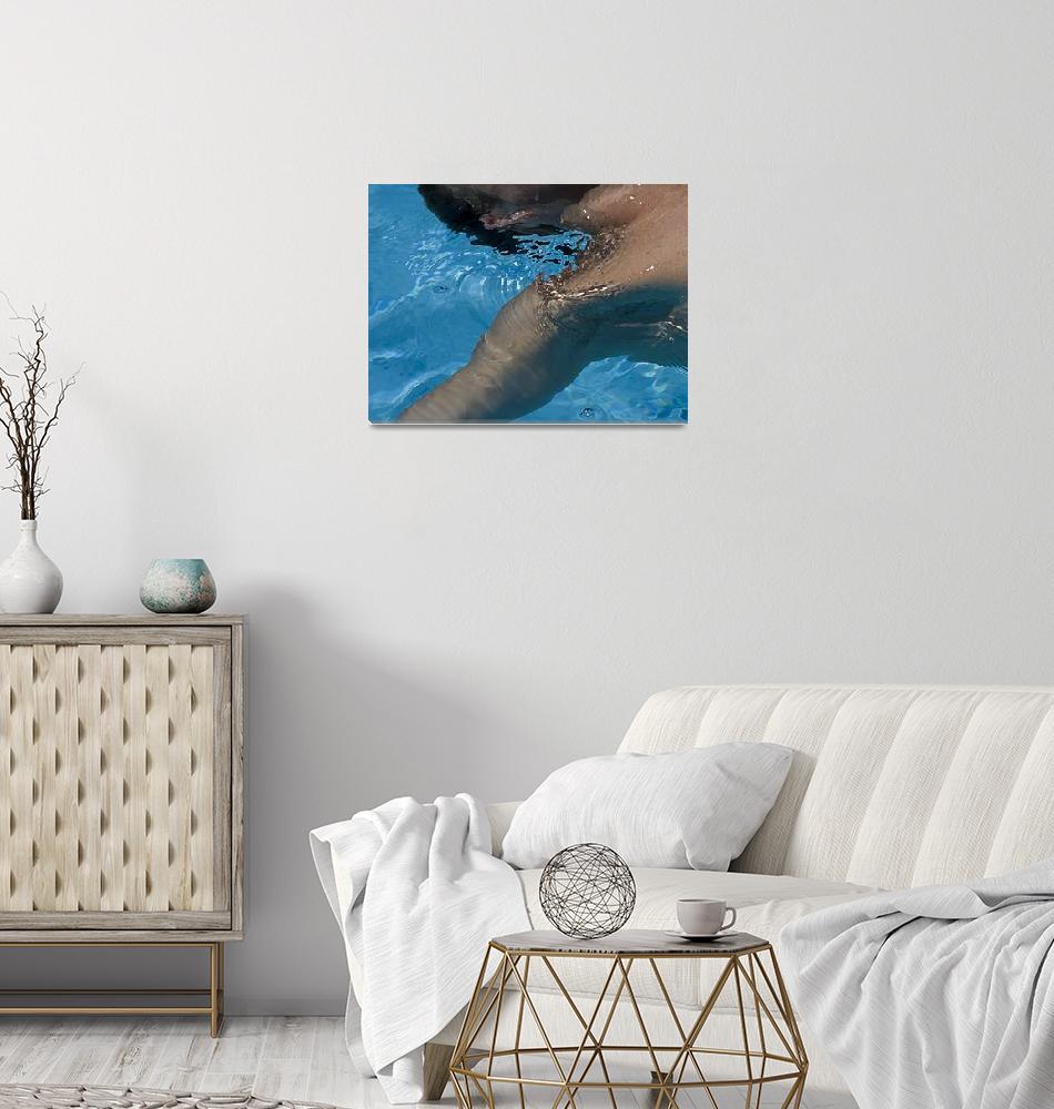 """Floating""  by dan_simoneau"
