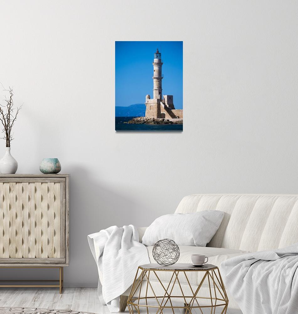"""Venetian Lighthouse""  (2017) by raetucker"