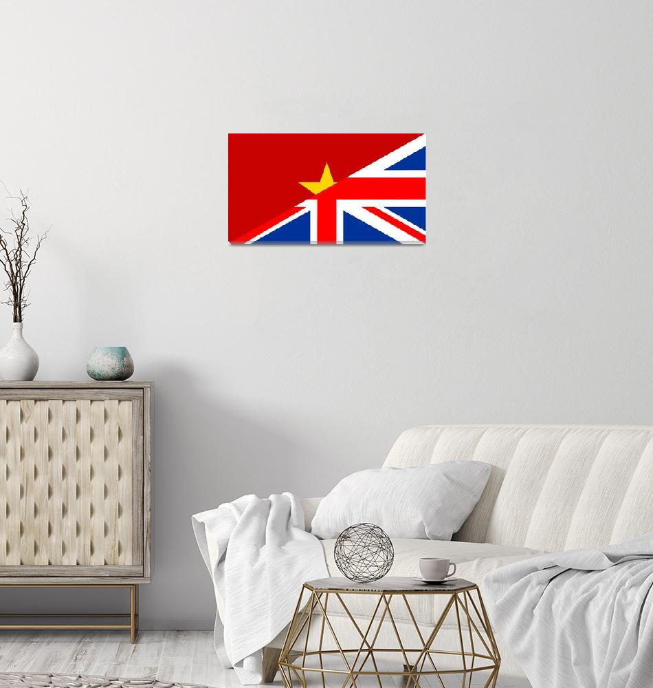 """vietnam uk""  by tony4urban"