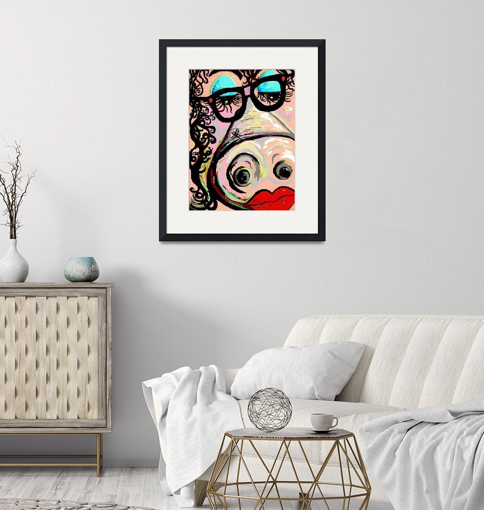 """""""Hipster Pig""""  by EloiseArt"""