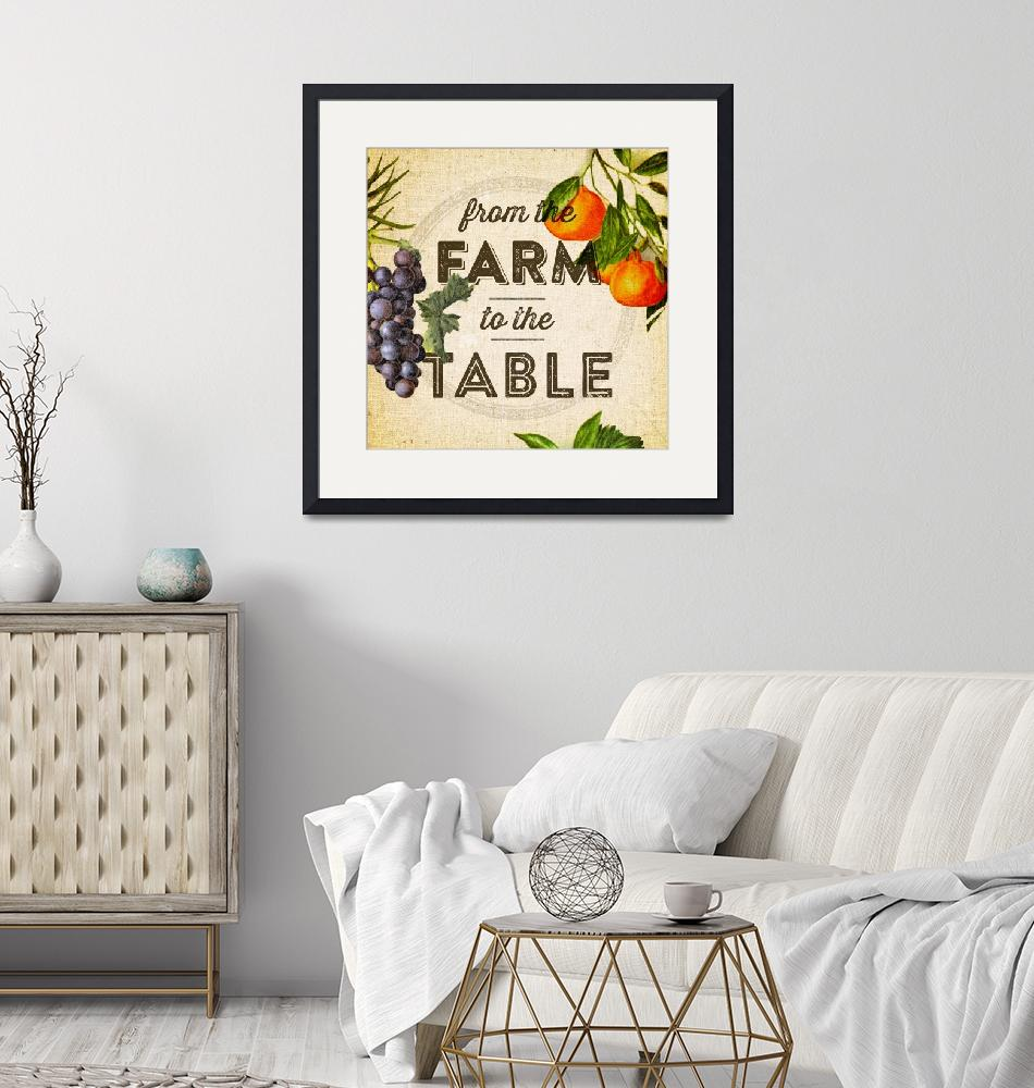 """Farm to Table (Set1)"" by dallasdrotz"