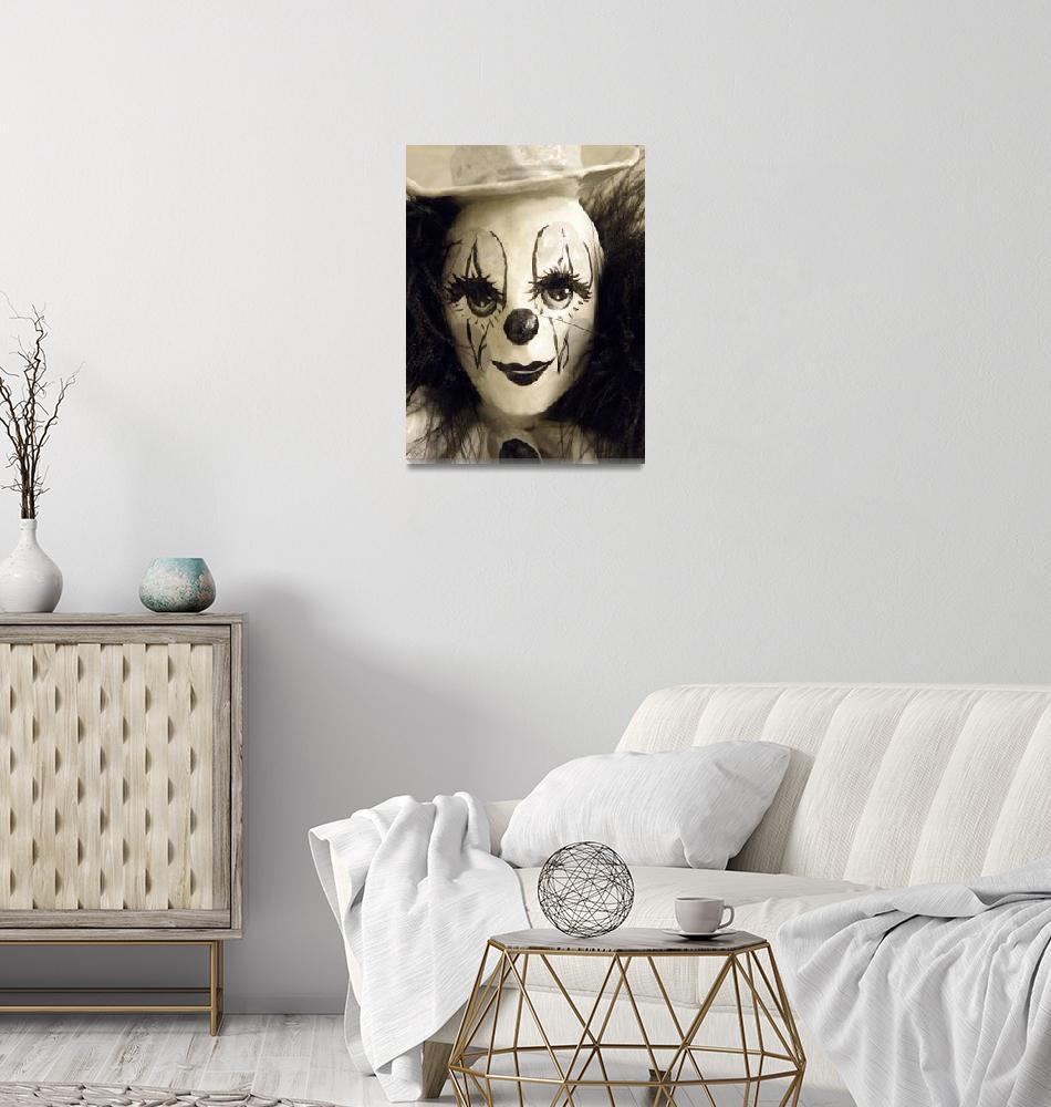 """""""Clown""""  (2009) by shelshots"""