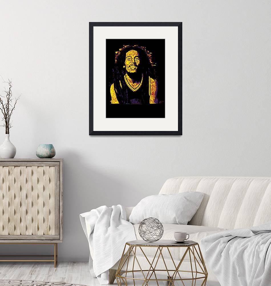 """""""redbubble-marley-t""""  by RichDelux"""