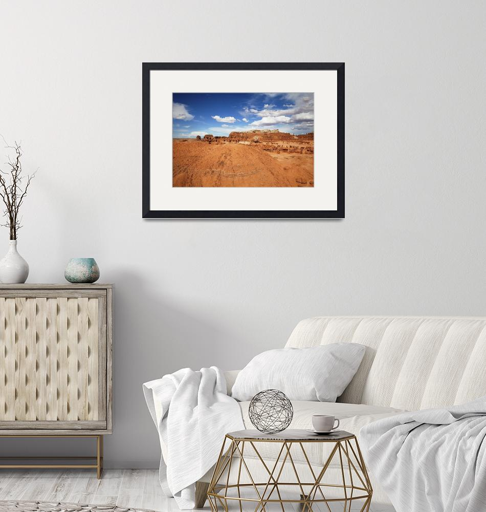 """""""Goblin Valley State Park""""  by CanyonlandsPhotography"""