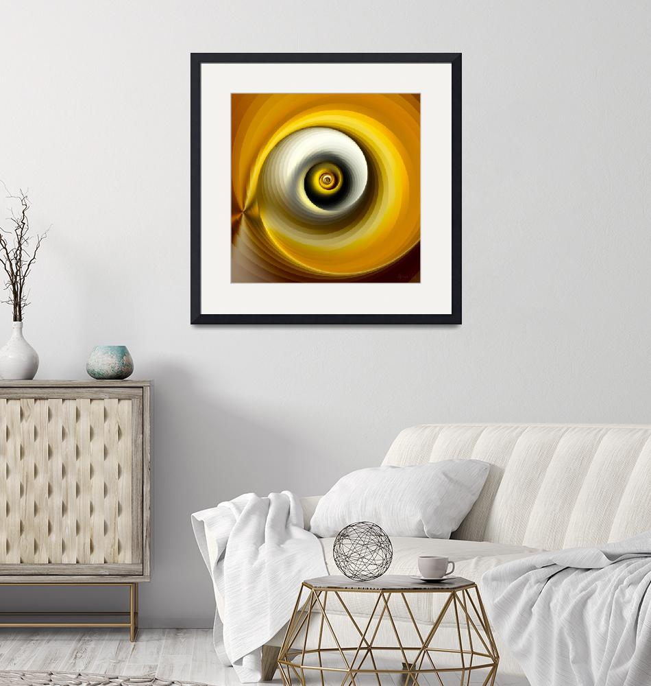 """""""The Eye (1)""""  (2013) by AnneVis"""