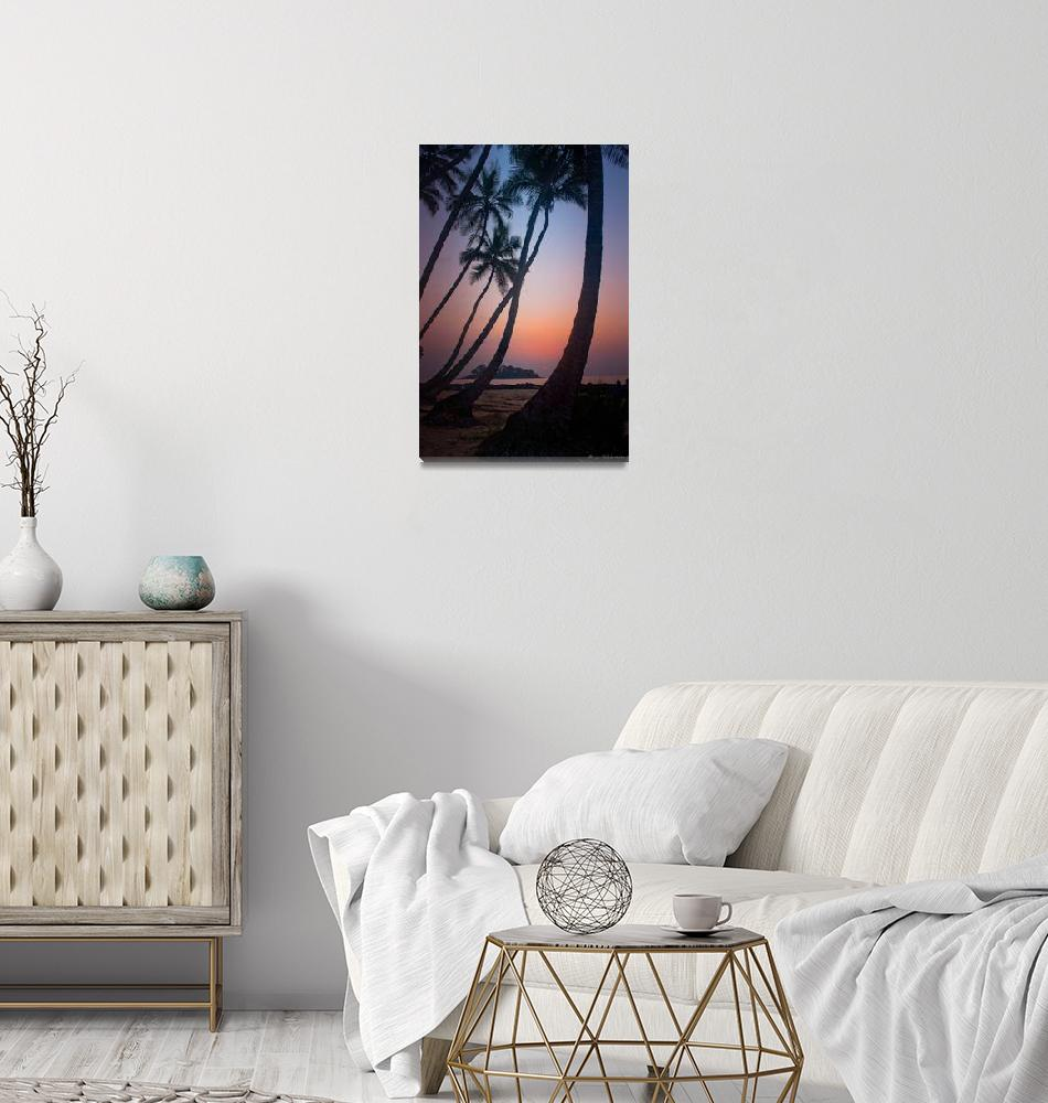 """Bureh beach silhouettes""  by jasteinberg"