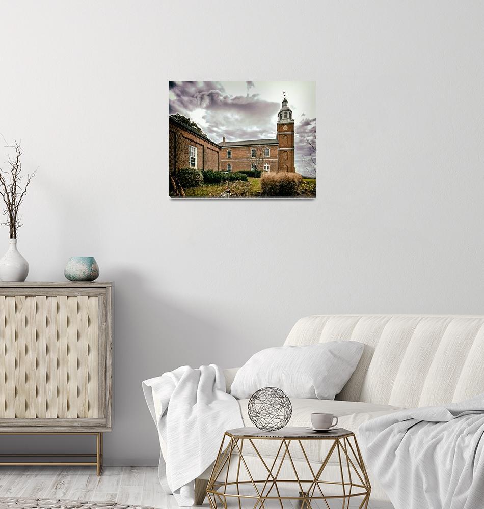 """""""otterbein-church-w-nelker-side-0248""""  by travel"""