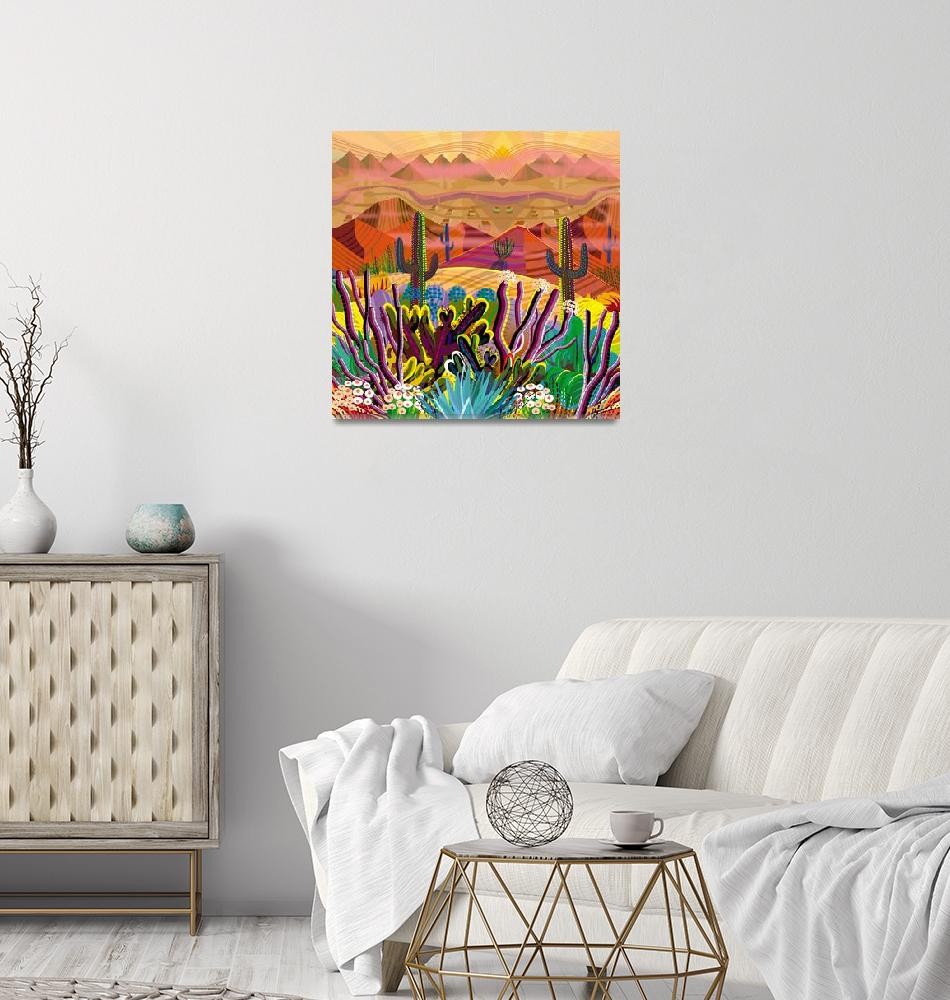 """""""Paradise Valley""""  (2019) by charker"""