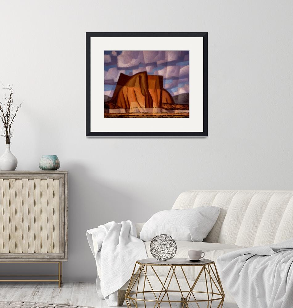 """""""Citadel Butte""""  by robcolvin"""
