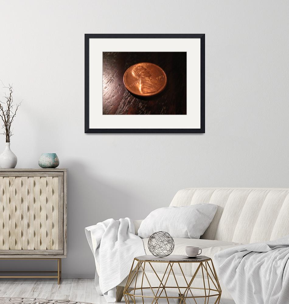 """""""1989 Penny""""  (2011) by whitewalls"""