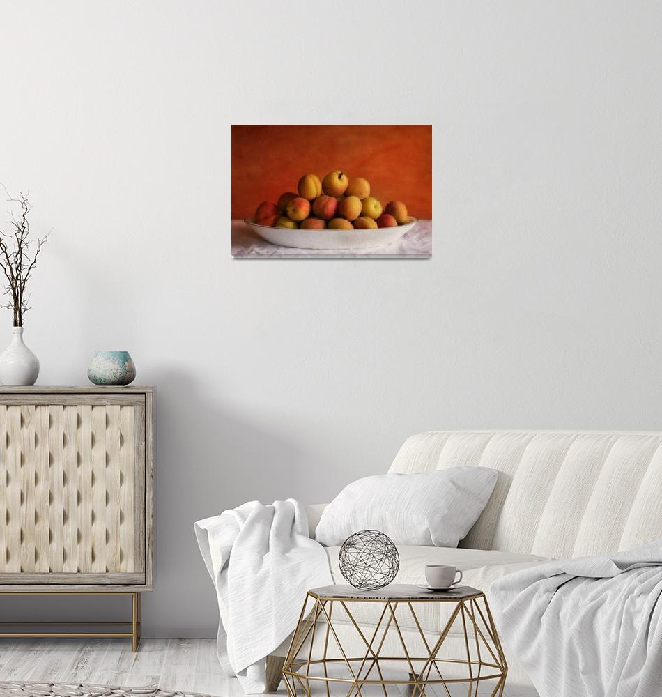 """Apricot delight"" by Piri"