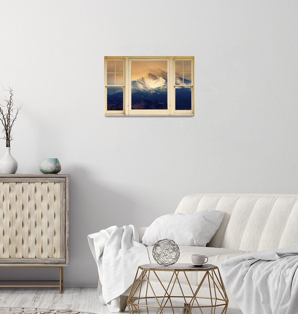 """""""Twin Peaks Picture Window""""  (2011) by lightningman"""