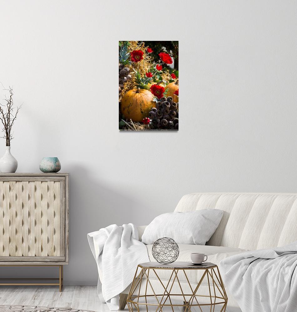 """Village decoration""  (2018) by robertgrac"