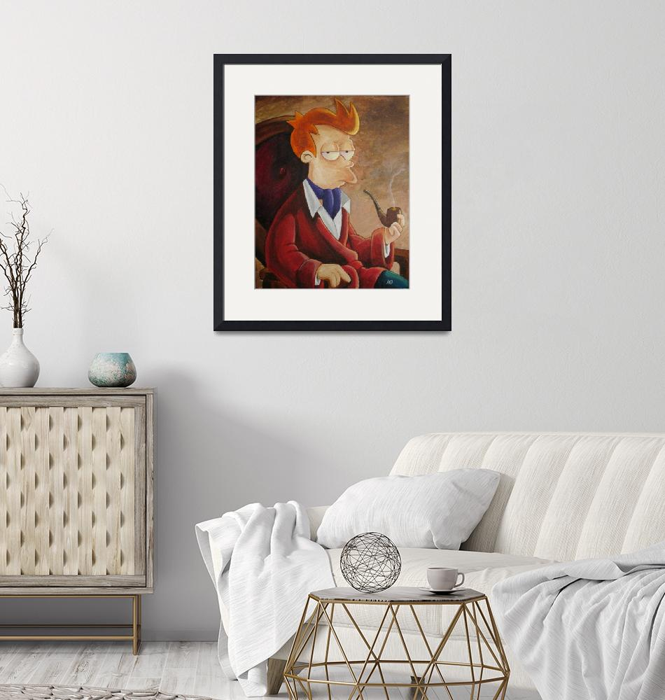 """Philip J. Fry""  (2011) by mousersix"