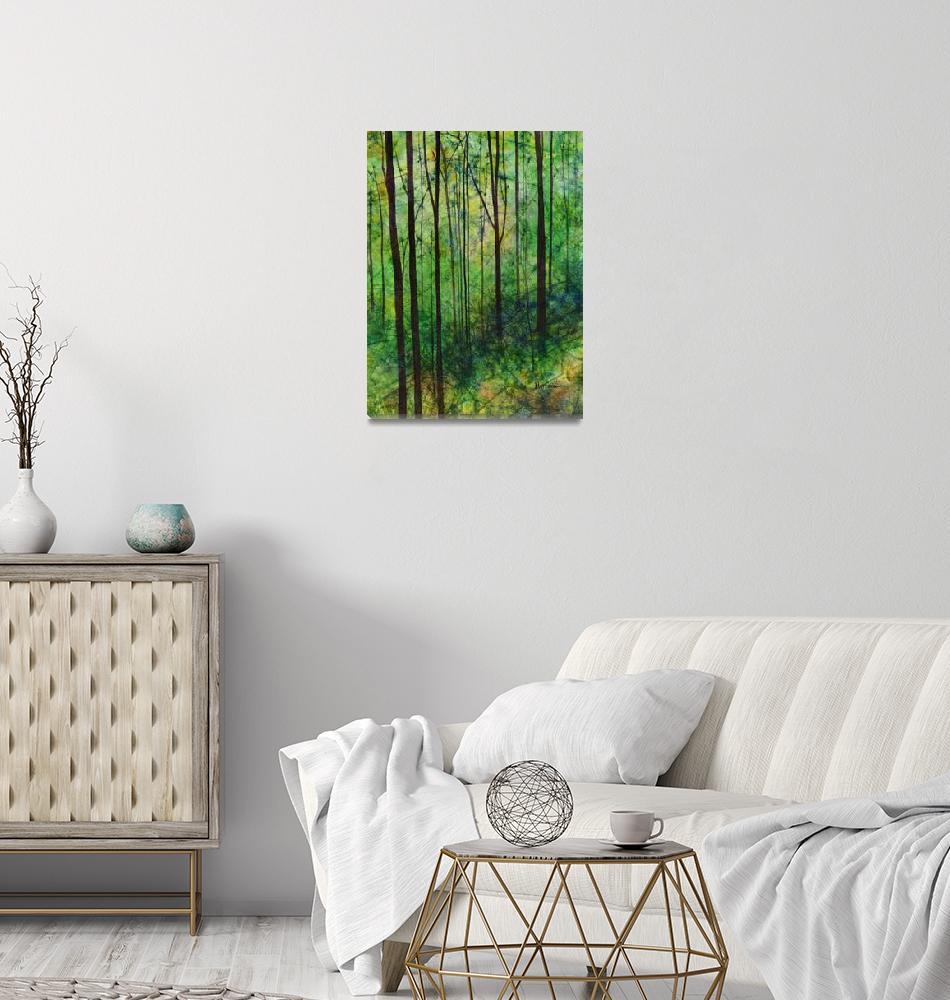 """""""Terra Verde""""  by HaileyWatermedia"""