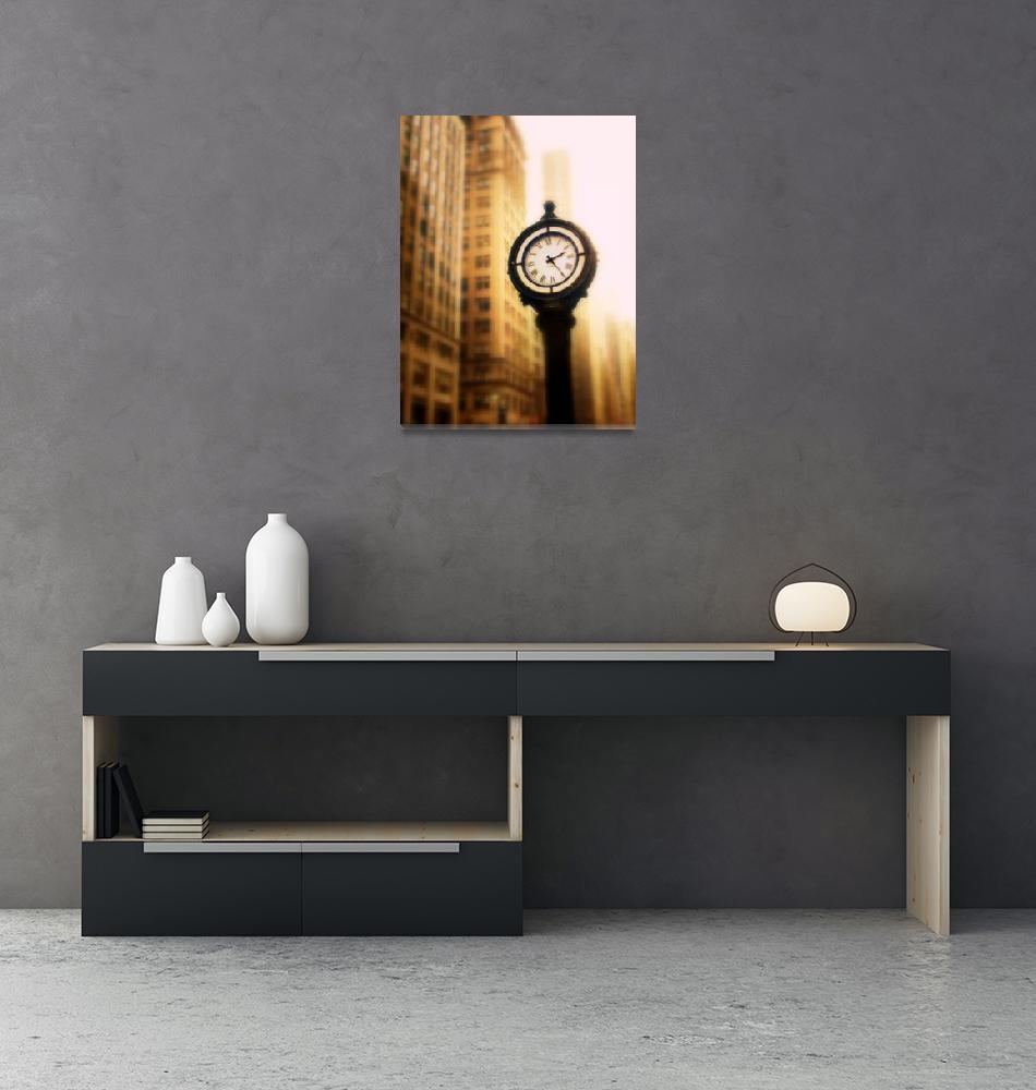 """""""Timepiece""""  (2014) by JessicaJenney"""
