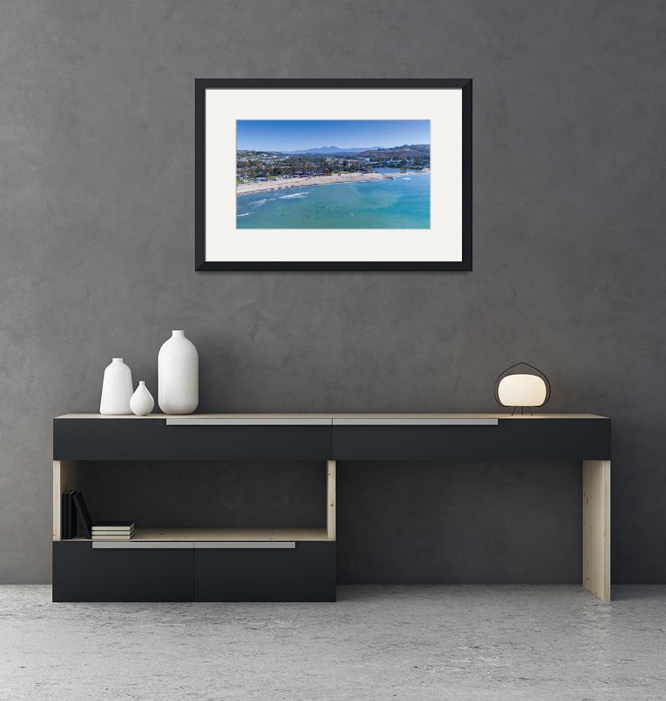 """""""Summer at Doheny State Beach""""  (2017) by SurfSouthernCalifornia"""