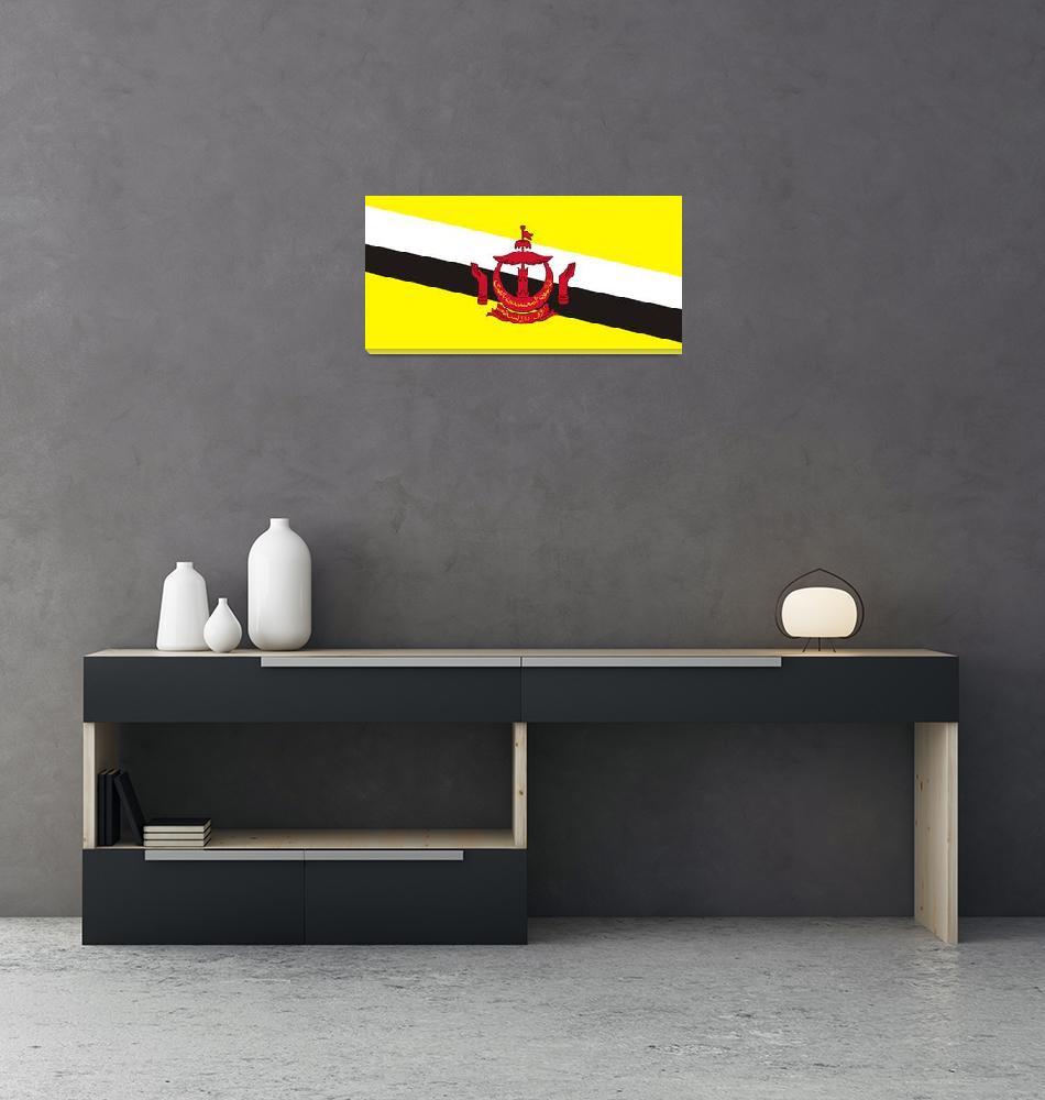 """""""Brunei""""  by tony4urban"""