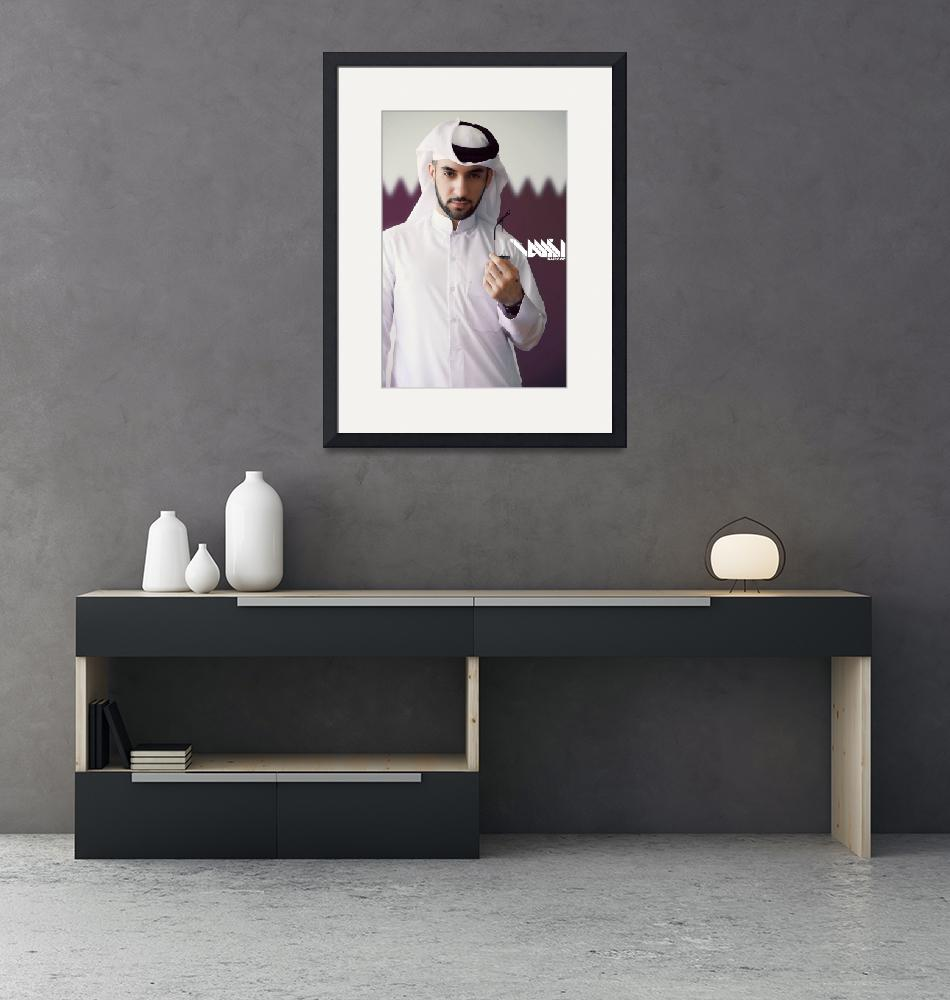 """Qatari""  (2008) by nairooz"