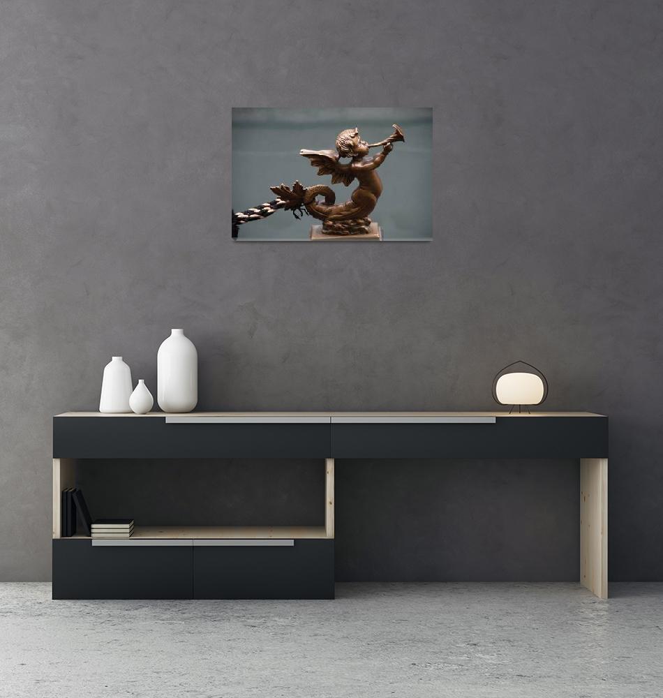 """""""Mythological symbol""""  (2011) by easyfigure"""