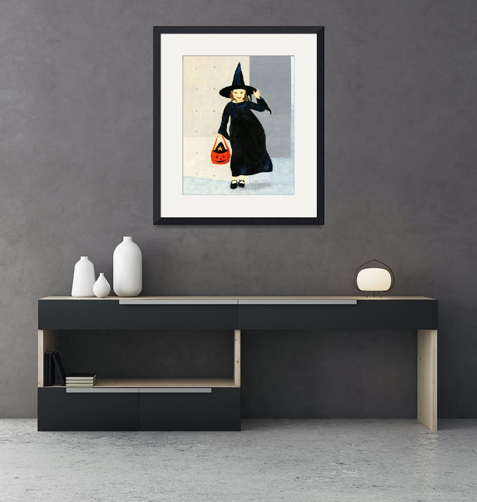 """""""A Little Witch""""  (2009) by cocomasuda"""