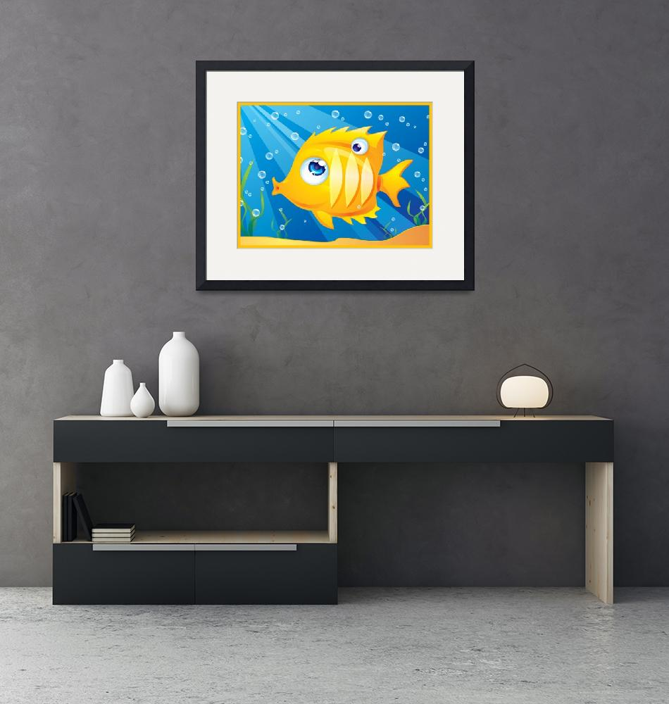 """""""Golden Fish""""  by Fany"""