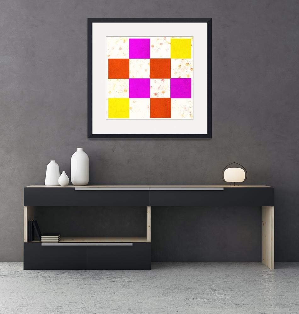 """""""Pop Squares"""" (2011) by avee"""