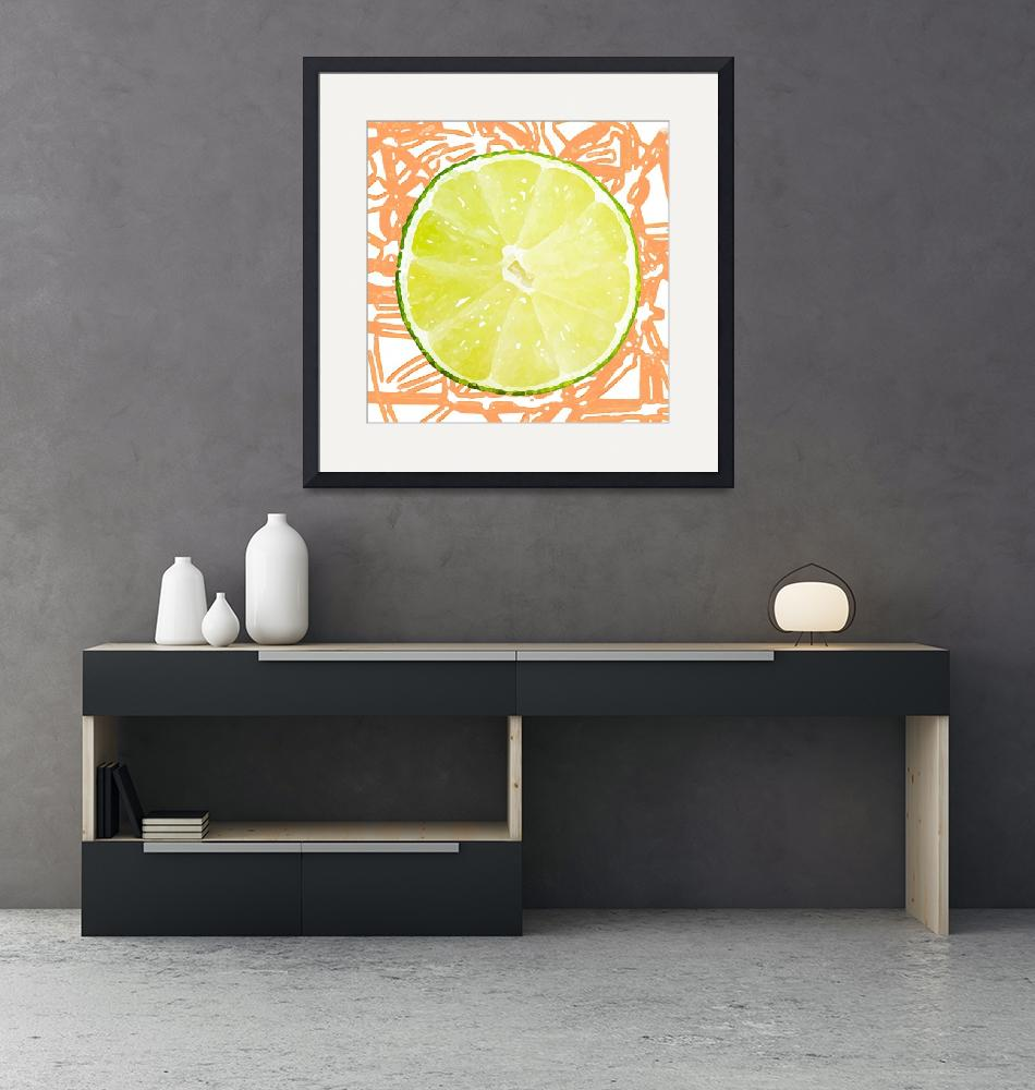 """""""Citrus Series - Lime""""  (2015) by TheBlushLabel"""