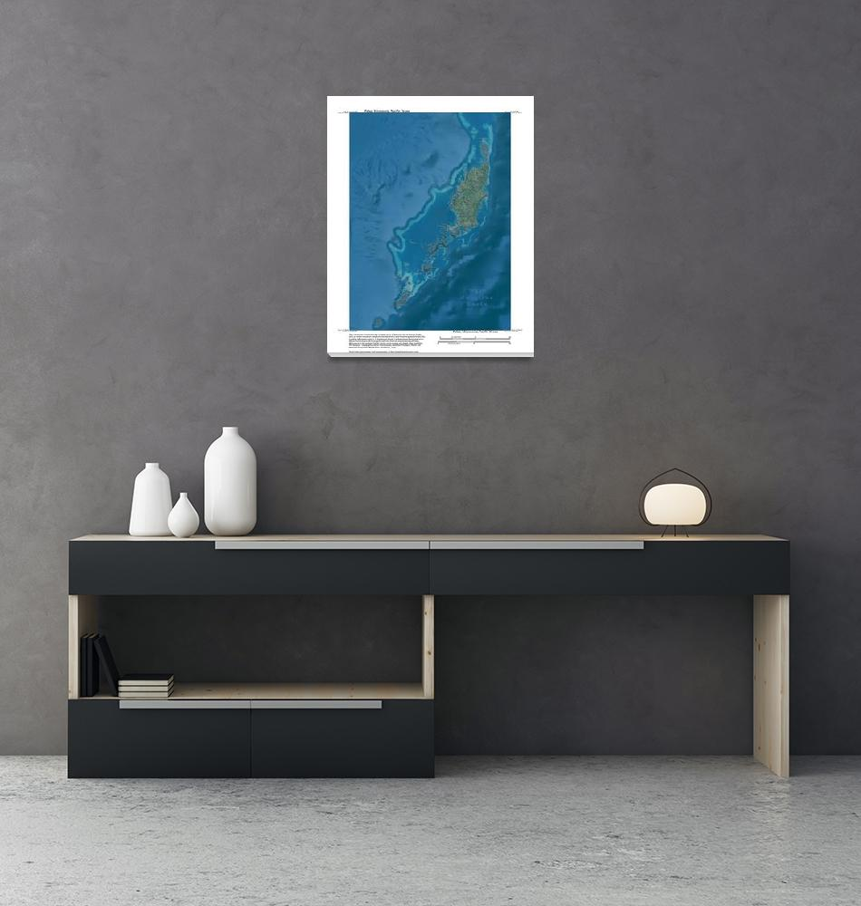 """Palau, Micronesia, Pacific Ocean""  by davecatts"