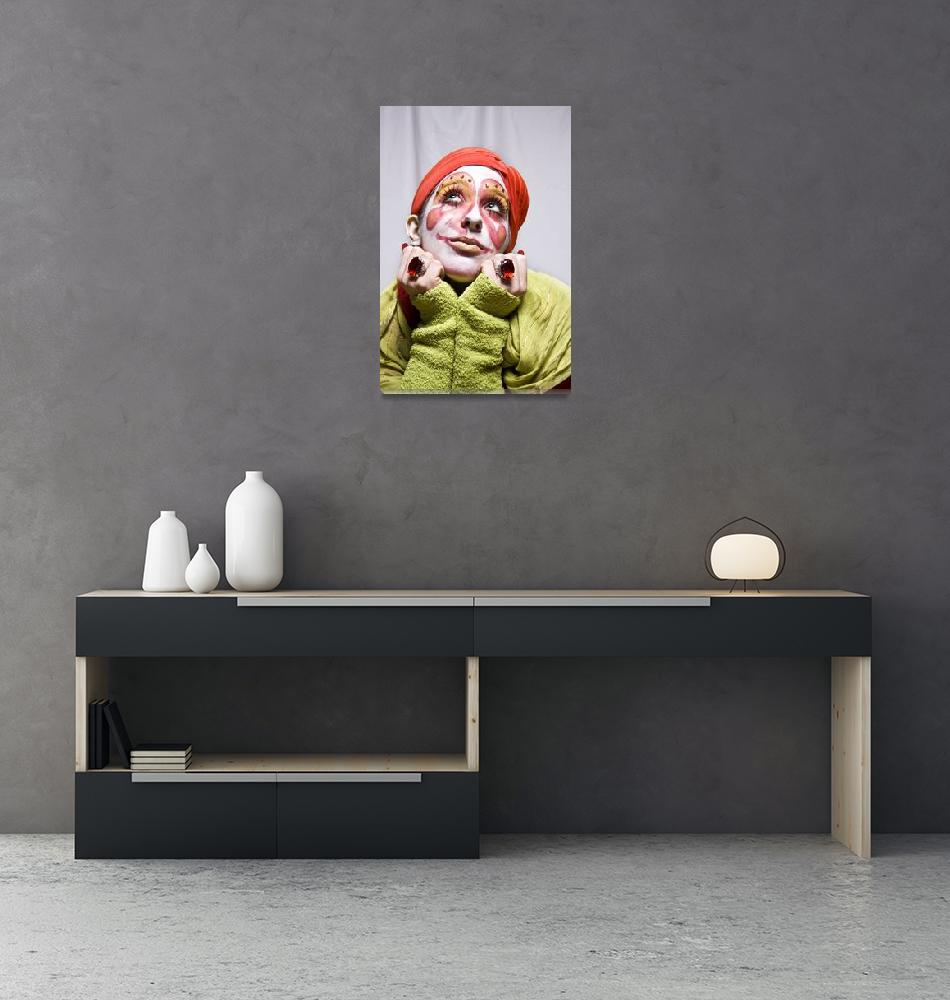 """The Clown""  (2009) by PhotophobiaStudios"